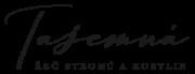 Tajemná řeč stromů a rostlin Logo